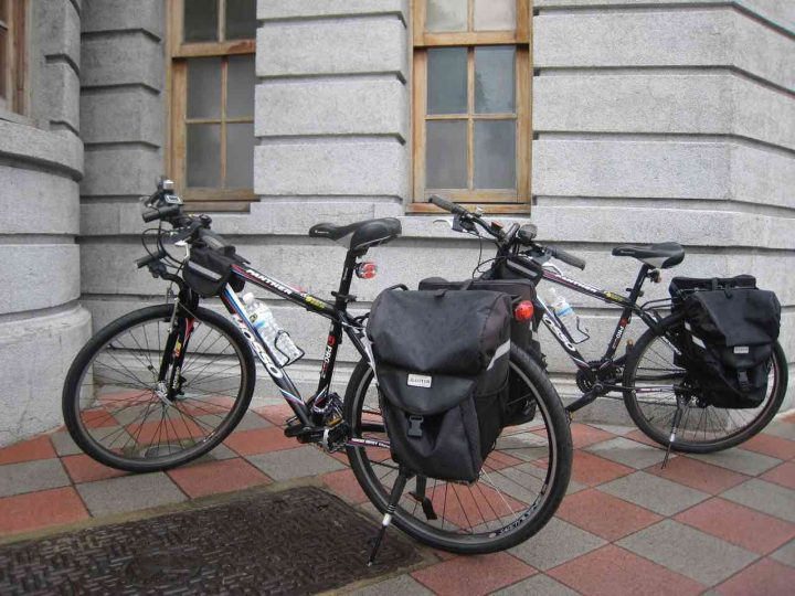 Snapshots from My First Cycling Trip – Part 1