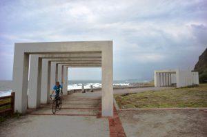 Coastal bikeway