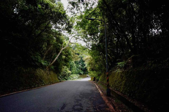 Cycling Route: Fengguizui Lookout – Climb Training