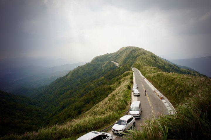 Cycling to Buyan Pavilion – Climb Training
