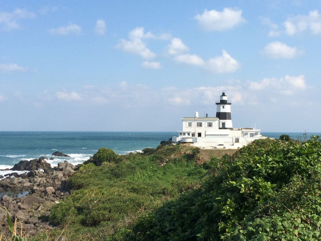 Fugueijiao Lighthouse