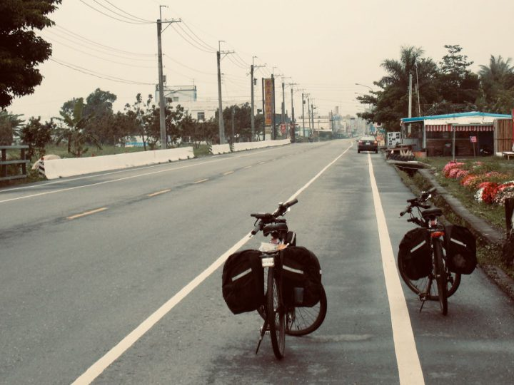 My First Cycling Trip in Taiwan Day 7