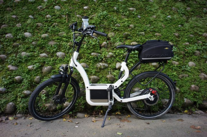 Product Review: Touring with a Klever B Comfort E-bike – A Hilly Route Test