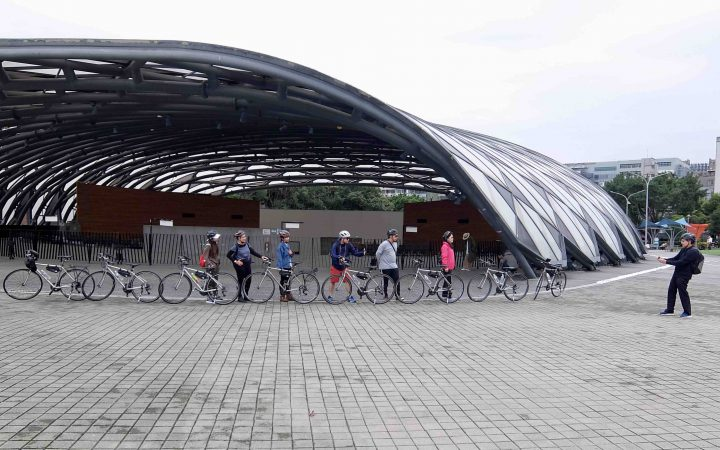 A Bike-Day Trip in Taipei City