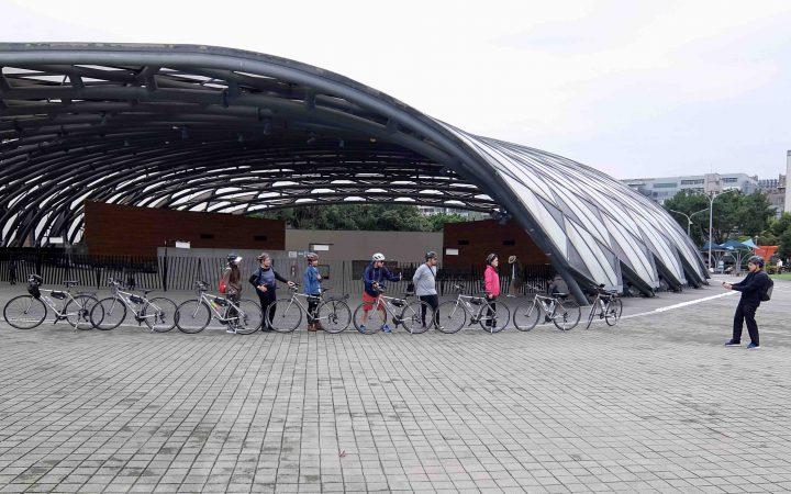 A Bike-Day Trip in Taipei City