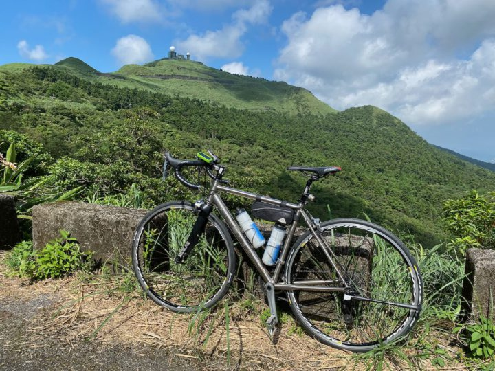 Cycling Route: Wufenshan and Buyan Pavilion – Climb Training