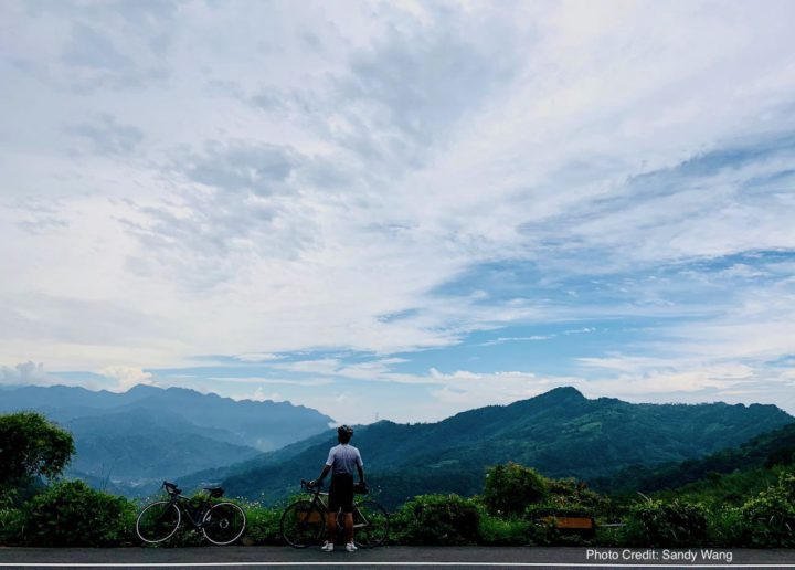 Cycling Route: Dongyanshan – Climb Training