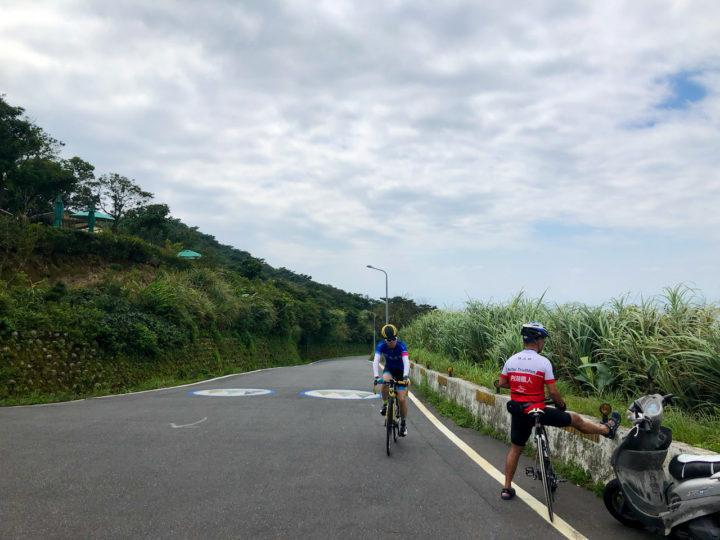 Cycling Route: Fengzhongjian – Climb Training